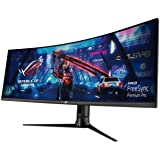 "ASUS ROG Strix XG43VQ 43"" Super Ultra-Wide 120Hz FreeSync2 Curved Gaming Monitor"