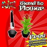[M Is Magic]M Is Magic Magic Tricks wand to flower [並行輸入品]