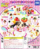 クッキンアイドル アイ!マイ!まいん クッキンアイドルマスコット(全5種フルセット+DP・台紙おまけ付)