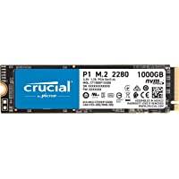 Crucial SSD M.2 1000GB P1シリーズ Type2280 PCIe3.0x4 NVMe 5年保証 正…