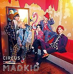MADKID「Sing for you」のジャケット画像