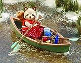 シルバニアファミリー アライグマの女の子 カヌー セット [並行輸入品]