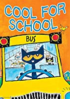 Pete the Cat Cool for School ポジティブポスター
