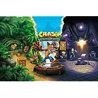 "CGC Hugeポスター光沢仕上げ–Crash Bandicoot n. Sane Trilogy ps4–ext804 16"" x 24"" (41cm x 61cm)"
