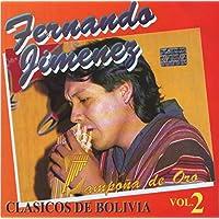 フェルナンド・ヒメネス / ボリビアのサンポーニャ VOL.2 [CD] 正規品 新品