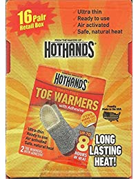 32 Pairs of Hothands Toe by Hothands Toe Warmer