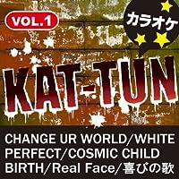 DON'T U EVER STOP オリジナルアーティスト:KAT-TUN(カラオケ)
