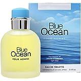 Mirage Diamond Collection Blue Ocean EDT, 100ml
