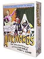 Awkwords: The Delightfully Uncomfortable Party Game [並行輸入品]