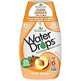 SweetLeaf WaterDrops Peach Mango, 1 x 1.62oz