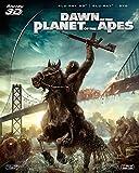 猿の惑星:新世紀(ライジング)3枚組コレクターズ・エディション〔...[Blu-ray/ブルーレイ]
