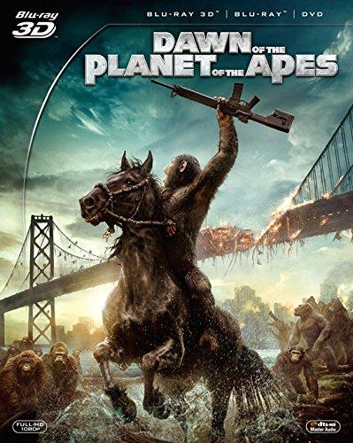 猿の惑星:新世紀(ライジング) 3枚組コレクターズ・エディション (初回生産限定) [Blu-ray]の詳細を見る