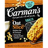Carman's Oat Slice Golden Oat & Coconut, 6-Pack (210g)