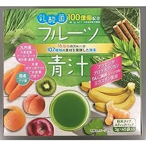新日配薬品 乳酸菌入り フルーツ青汁 45包