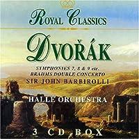 ドヴォルザーク:交響曲第7,8&9番(3枚組)
