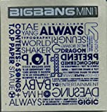 Big Bang 1st Mini Album - Always(韓国盤)