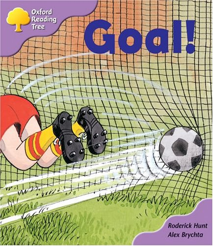 Oxford Reading Tree: Stage 1+: More Patterned Stories: Goal!: pack Aの詳細を見る