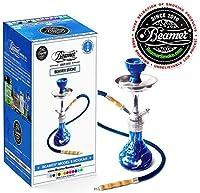 Blue Beamer Model 9 Hookah Set + Limited Edition Beamer Smoke Sticker by Beamer Smoke