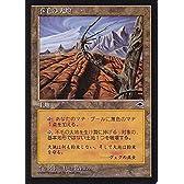 MTG 土地 日本語版 不毛の大地 TMP-330 アンコモン