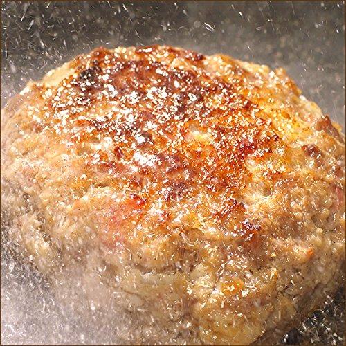 北海道産 サフォークラム ハンバーグ 6個セット (おろしソース付き) 人気 北海道 ギフト 千歳ラム工房
