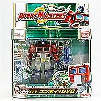 トランスフォーマー RM-10 G1コンボイ+DVD