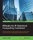 RStudio for R Statistical Computing Cookbook