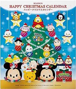 ブルボン ハッピークリスマスカレンダー(ディズニーツムツム) 1個(24袋)