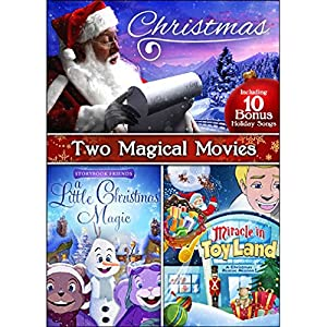Christmas Magical Movies [DVD] [Import]