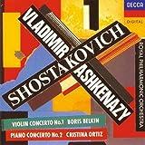Shostakovich;V.C.1/P.C.2