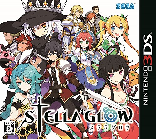 STELLA GLOW - 3DS / セガゲームス
