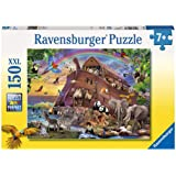 Ravensburger 100385 Boarding The Ark Puzzle 150pc,Children's Puzzles