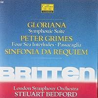 Britten;Gloriana