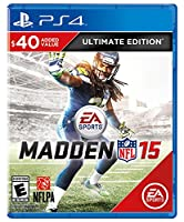 Madden NFL 15 Ultimate Edition (輸入版:北米) - PS4