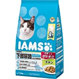 アイムス (IAMS) キャットフード 成猫用 下部尿路とお口の健康維持 チキン 1.5kg