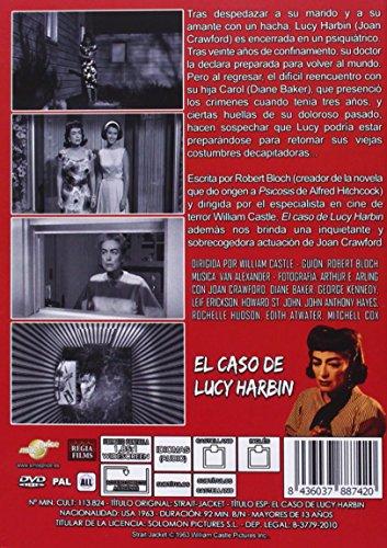 Strait-Jacket - El Caso de Lucy Harbin