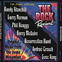 Rock Revival-Music of the Jesus Music