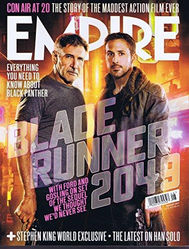 Empire [UK] August 2017 (単号)