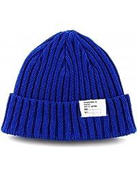 (ラカル) RACAL ニット帽 ワッチ ビビッドカラー ミニマル 日本製 シンプル 通年 秋冬