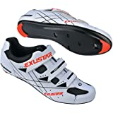 Exustar E-SR493 Road Bike Bicycle Cycling Shoes for Shimano SPD SL Look