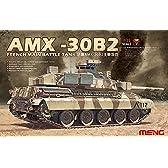 モンモデル 1/35 フランス AMX-30B2 主力戦車