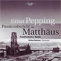 Passion According to St Matthew (Hybr)