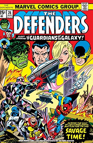 Download Defenders (1972-1986) #26 (English Edition) B00ZNR1L8A