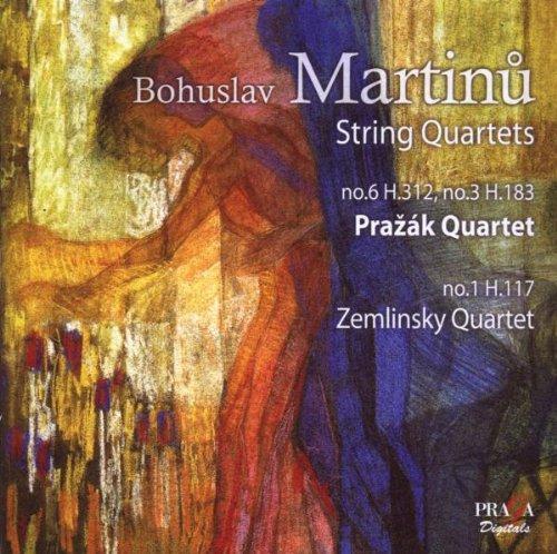 String Quartets Nos 1 3 & 6 (Hybr)