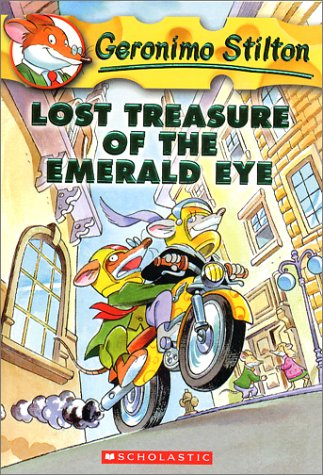 Lost Treasure of the Emerald Eye (Geronimo Stilton)の詳細を見る