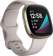Fitbit Sense Advanced Watch FB512GLWT-FRCJK Singapore Edition