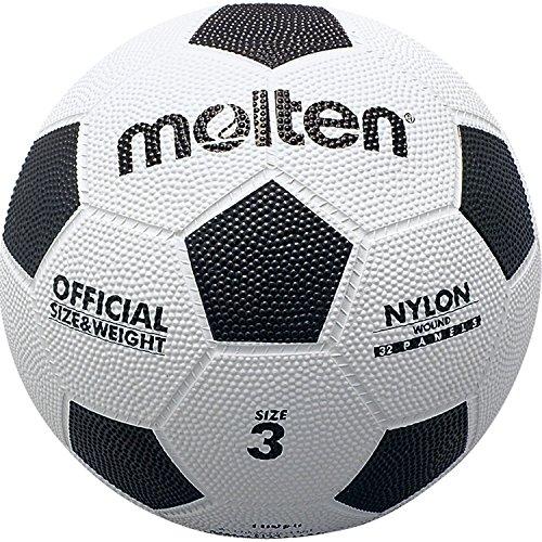 モルテン 亀甲ゴムサッカーボール 3号球 F3