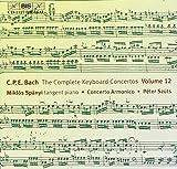 C.P.E. バッハ:鍵盤協奏曲全集 VOl.12 [ImpOrt]
