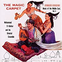 Magic Carpet: Music of the Middle East 4