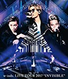 "w-inds. LIVE TOUR 2017""INVISIBLE""Blu-ray"