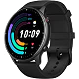Amazfit GTR 2e Smartwatch with 24H Heart Rate, Sleep, Stress and SpO2 Monitor, Activity Tracker with 90 Sports Modes, 24 Day